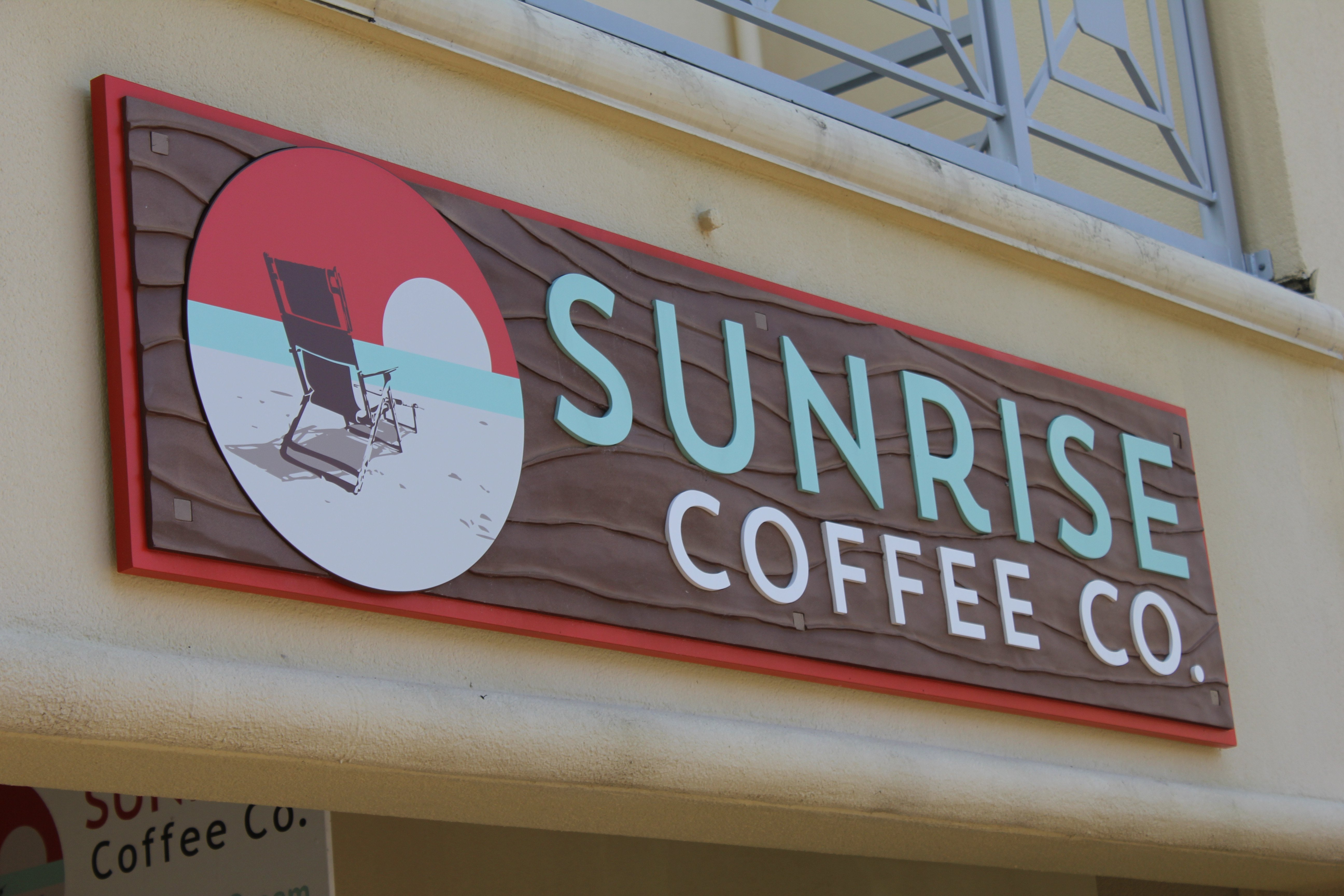 Sunrise Coffee Co. in Gulf Place