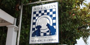 Seaside Bud Alleys 30a food and wine
