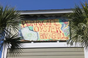 Be sure and visit Hurricane Oyster Bar for their special menu for Super Bowl weekend.