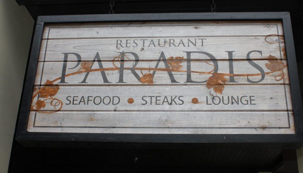 Rosemary Beach Restaurant Paradis 30a food and wine
