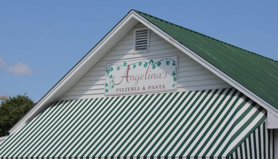 Seagrove Beach Angelinas Pizzeria Pasta 30a food and wine