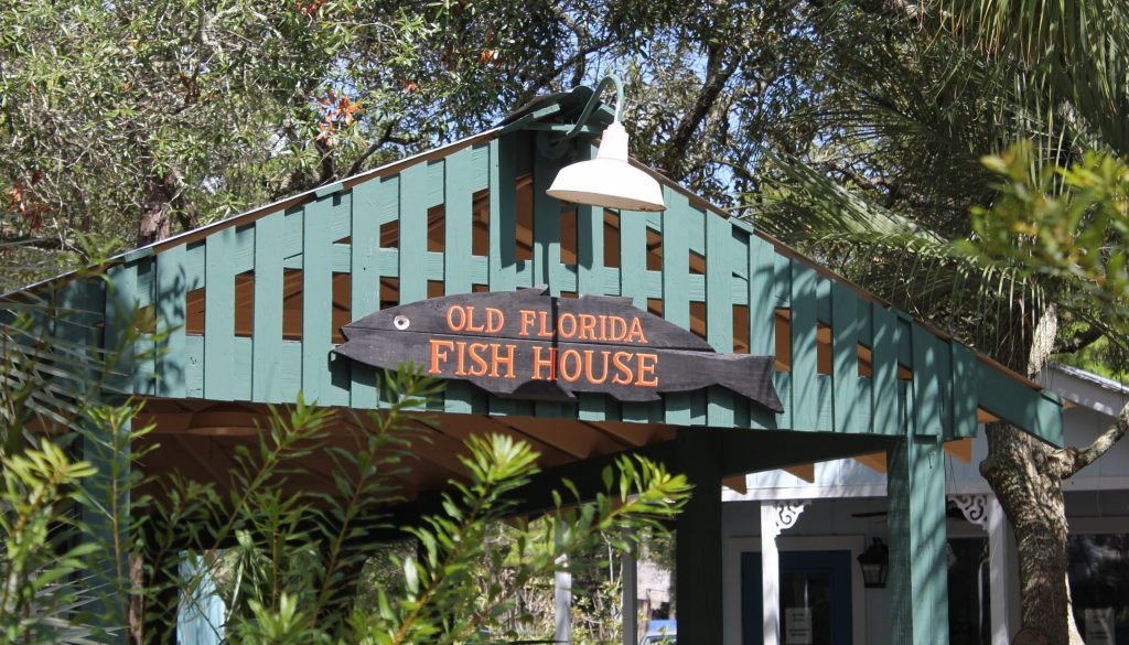 Seagrove Beach Old Florida Fish House 30a food and wine