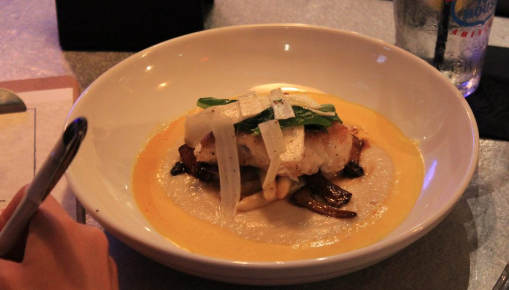 Chef Derek Fish Acme Ice House 30a food and wine