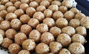 Chef Bob's Artichoke Balls