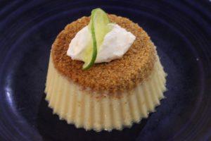 Summer Kitchen's Upside Down Key Lime Pie