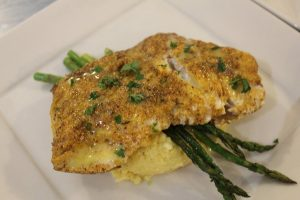 Summer Kitchen's Pan Fried Grouper