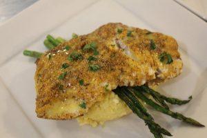 Summer Kitchen's Pan Fried Grouper