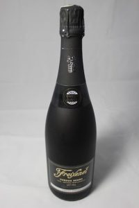 Our first pick of 2015 for Wine Wednesday- Freixenet Cordon Negro