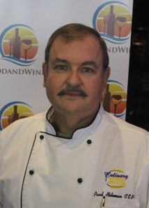 Chef Paul Ashman- Owner of Gulf Coast Saltworks