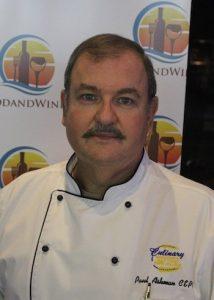 Chef Paul Ashman- Owner of Gulf Coast Saltworks