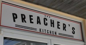 Preachers kitchen 30afoodandwine