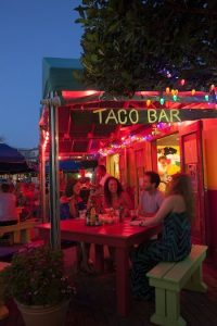 Bud and Alley's Taco Bar