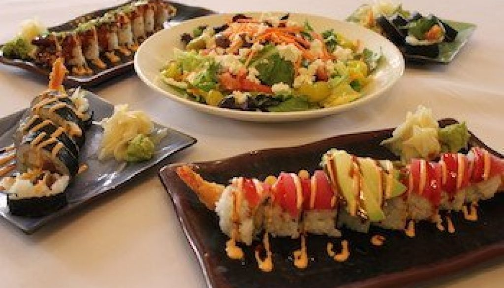 Marie's Bistro Sushi