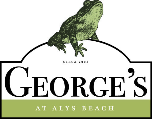 30a restaurants Georges at Alys Beach in Florida