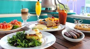 Breakfast with Bud & Alley's- something for everyone!