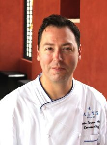 Executive Chef Kevin Korman - Caliza at Alys Beach