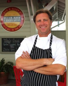 Bud & Alley's Pizza Bar Executive Chef Phil McDonald