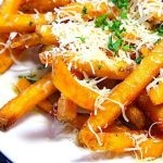 Parmesan Truffle Fries Dishes of 30a.