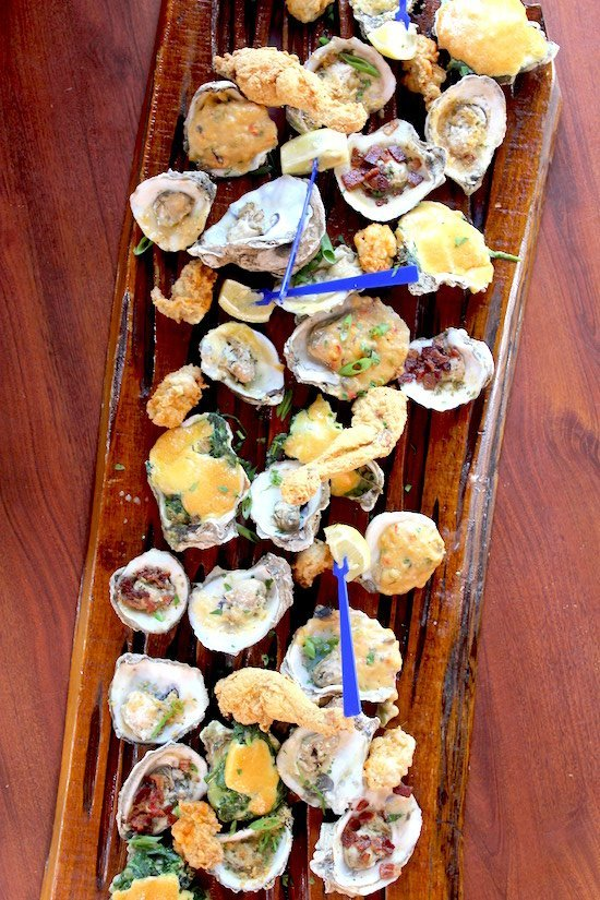 3 for 30a – Backyard Boogie, Oysters and Brunch in Inlet Beach