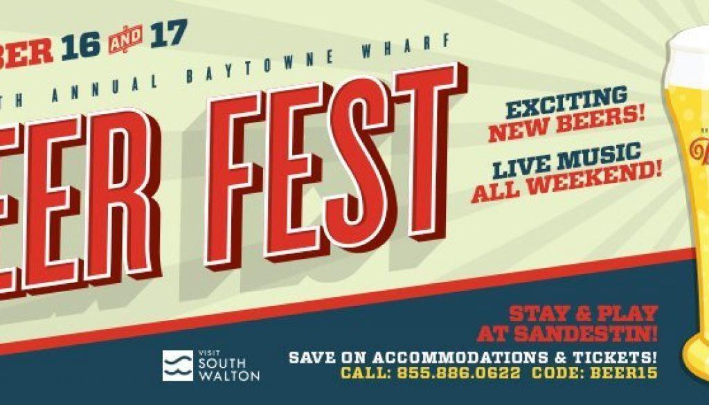 Baytowne Beer Fest 30afoodandwine