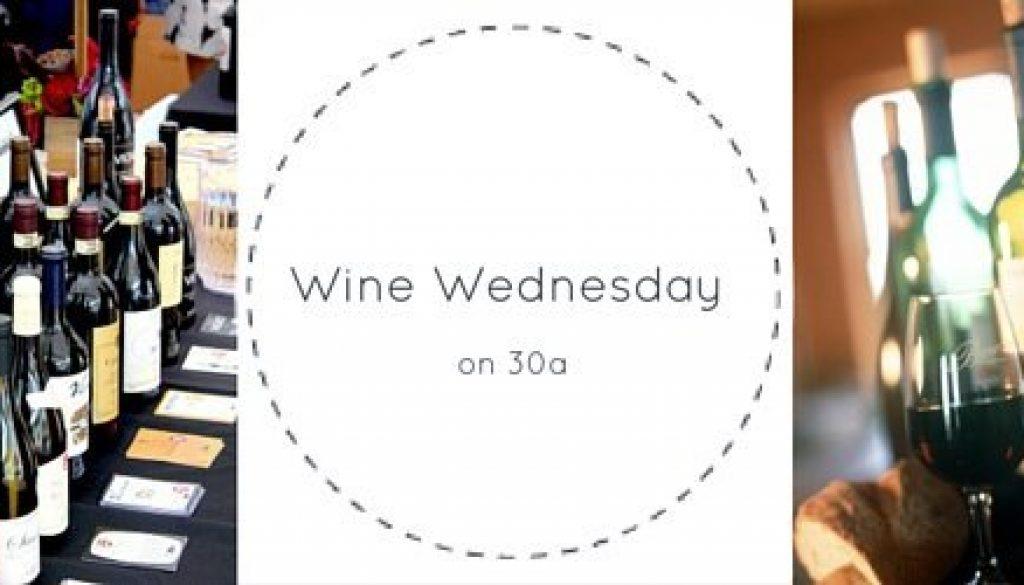 Wine Wednesday blogpostbanner