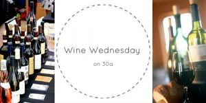 Wine Wednesday blogpostbanner