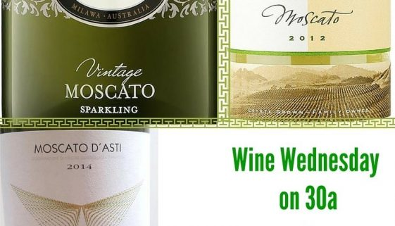 Wine Wednesday on 30a jan 27th