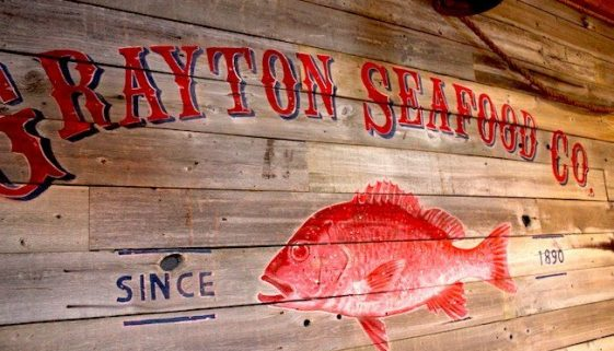 Grayton Seafood Logo 30afoodandwine 1