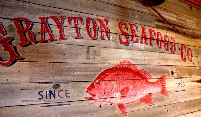 In Good Company: Grayton's Newest Seafood Spot
