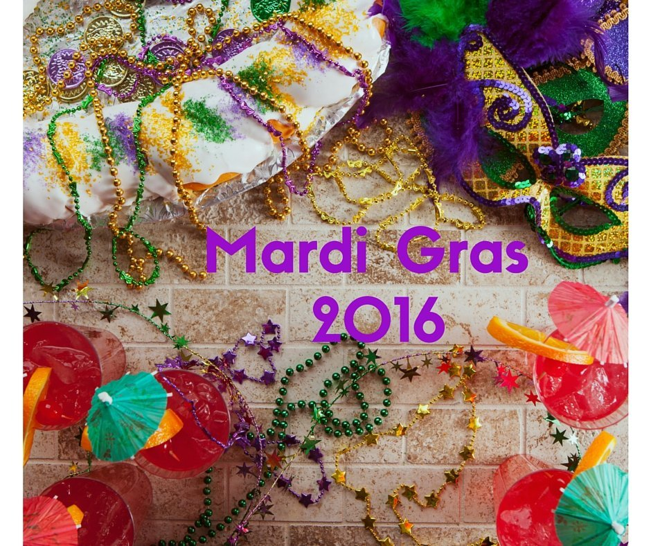 3 for 30a Celebrates Mardi Gras