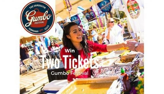 Win Tickets Gumbo Fest