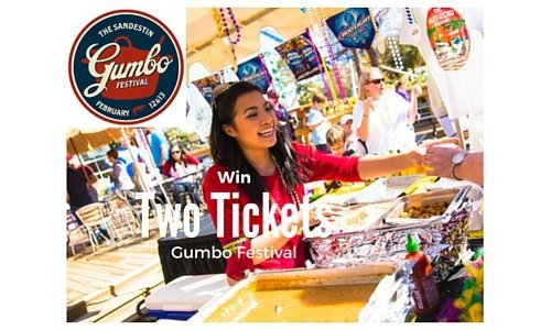 Win Two Tickets to the Sandestin Gumbo Festival