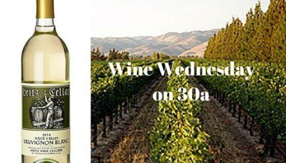 Wine Wednesayon 30a Feb 3