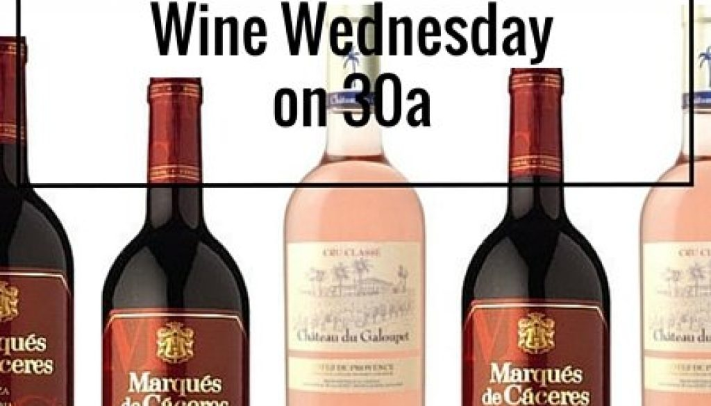 Wine Wednesday Feb 10 30afoodandwine