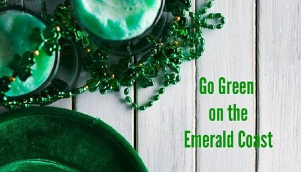 Go Green St Pattys Day 30afoodandwine