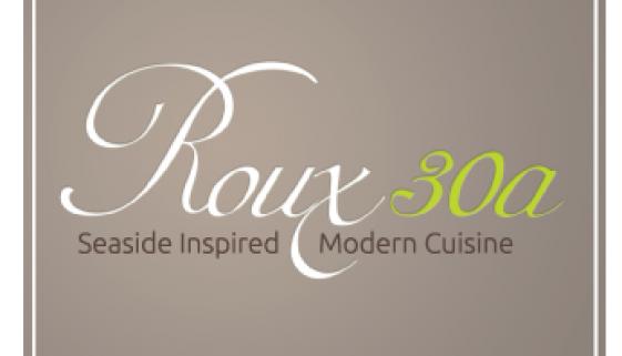 Roux30a Logo 30afoodandwine