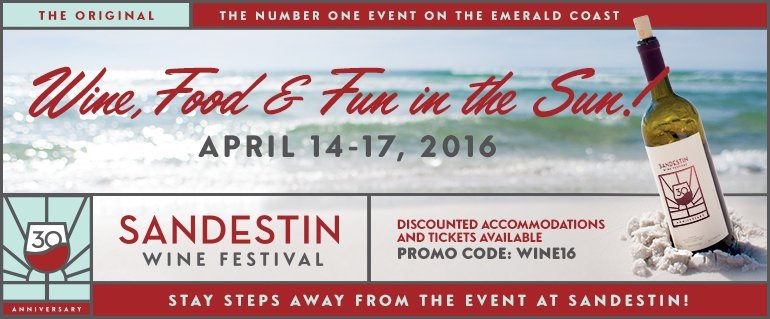 Seaside Food And Wine Festival