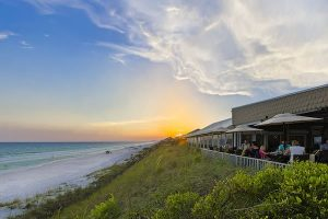Vue on 30a Sunset