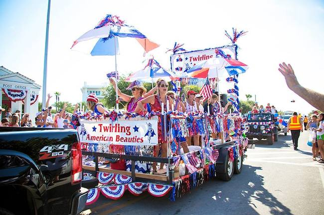 Image result for south walton 4th of july parade