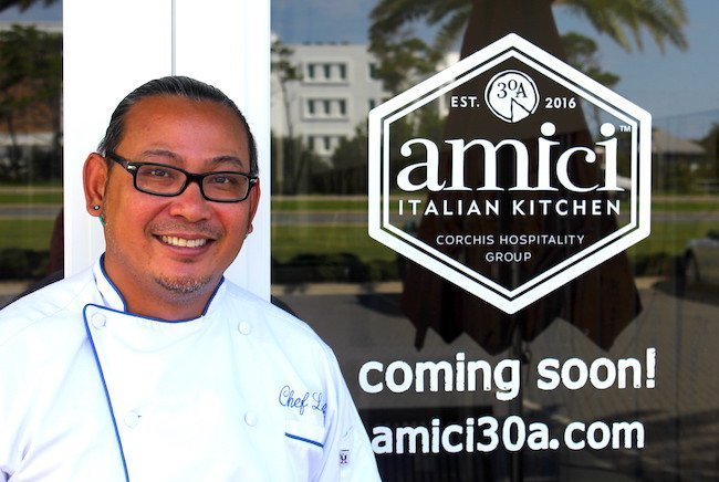 30a Chef's Table – Chef Lock of amici Italian Kitchen at 30Avenue