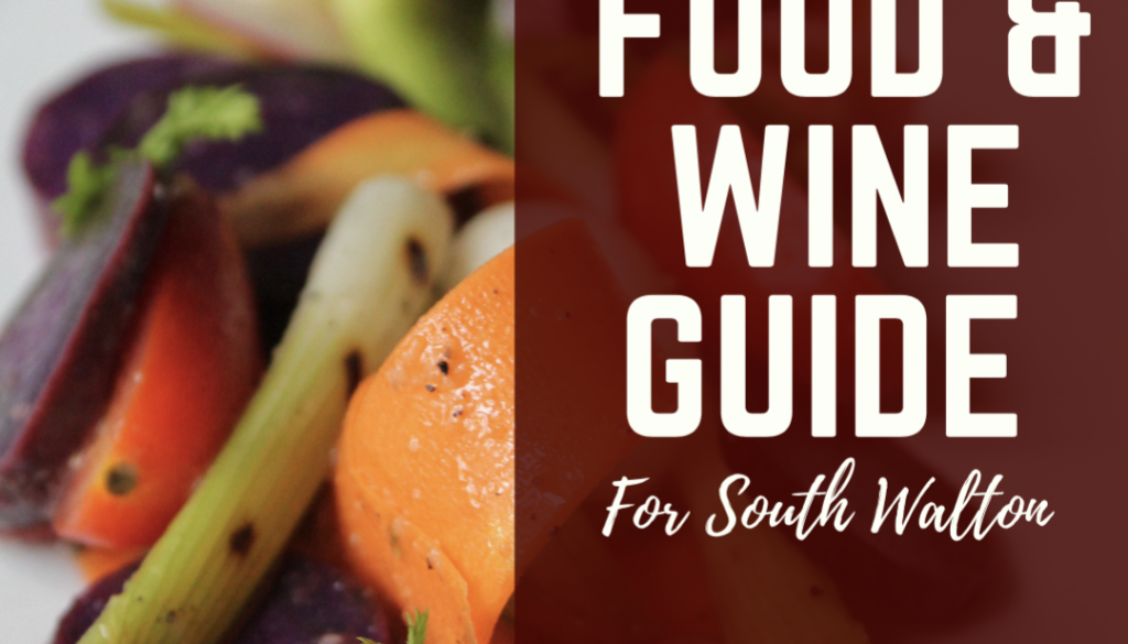30AFoodandWine Dining Guide Cover