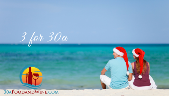 3 for 30a December 2 2016