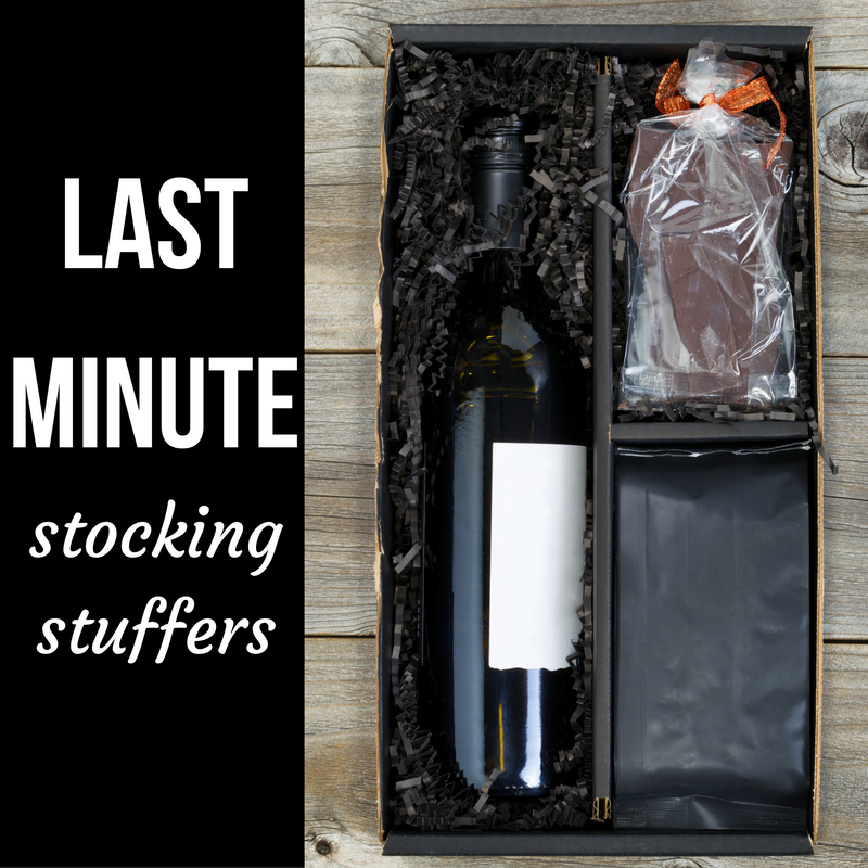 Last Minute Stocking Stuffers for the Wine Lover on your list!