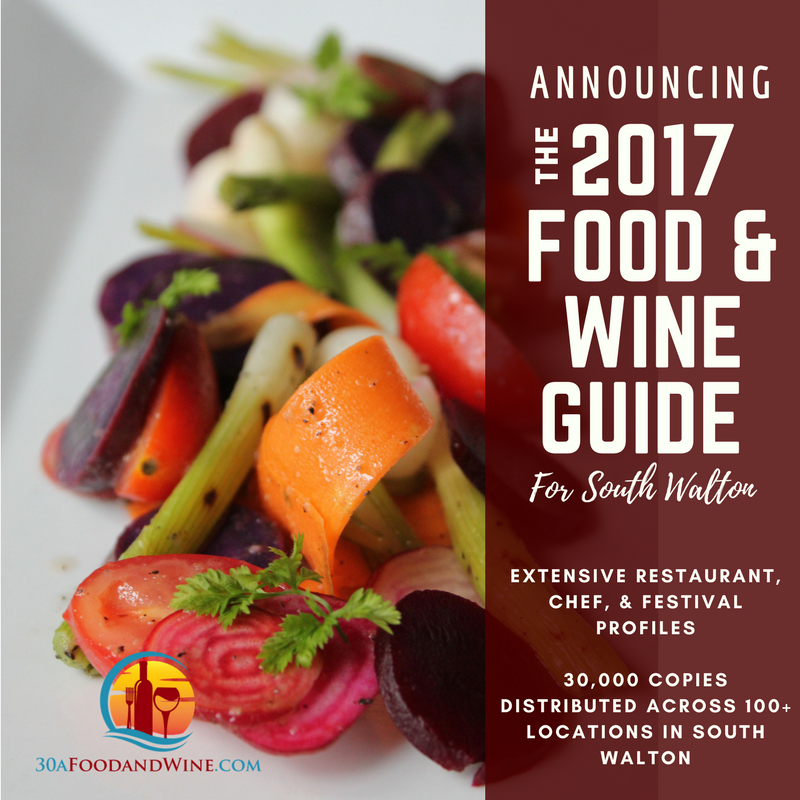 Your 30a Food & Wine Guide