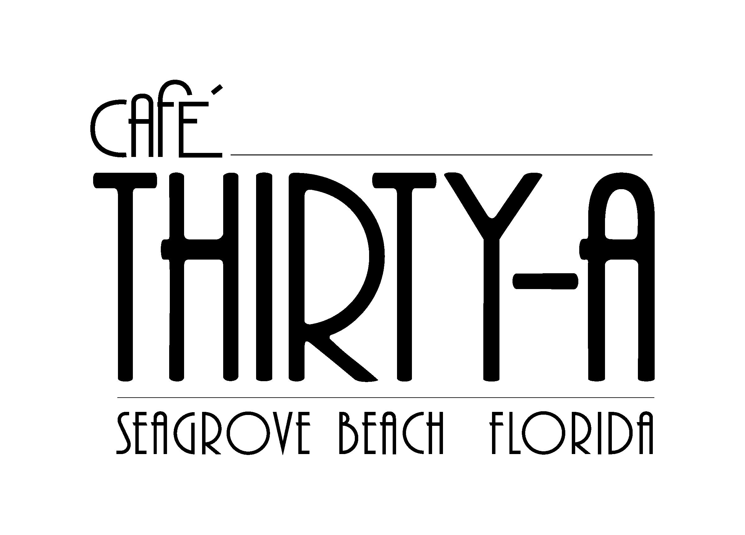 Cafe 30A
