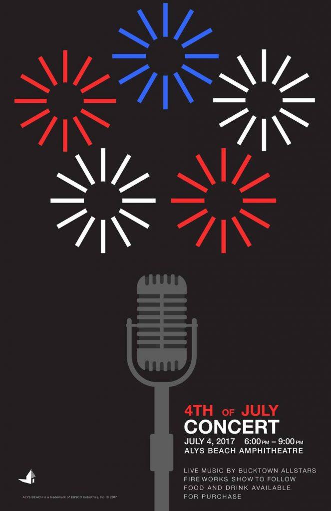 4th of July South Walton Preview