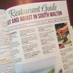 Food & Wine Guide for South Walton