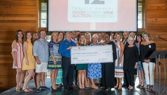 Destin Charity Wine Auction