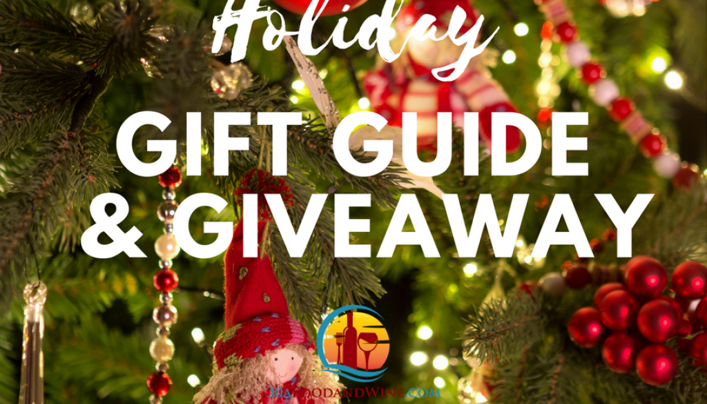 2017 Holiday Gift Guide and Giveaway.