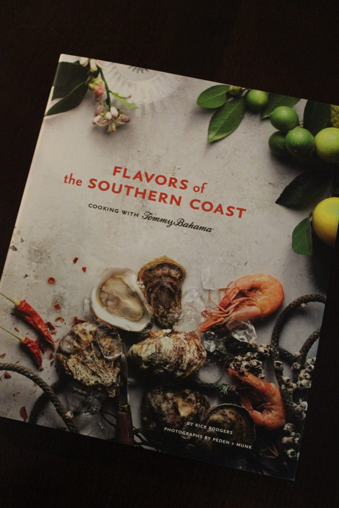Holiday Gift Guide - Flavors of the Southern Coast - cooking with Tommy Bahama